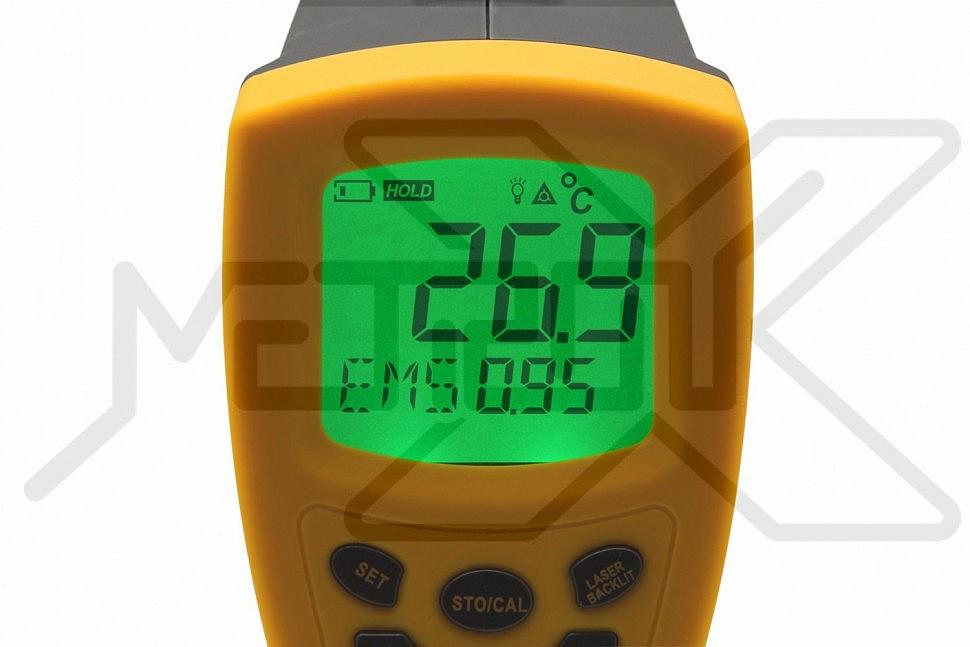 Инфракрасный цифровой термометр