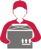 доставка курьерской службой MetronX
