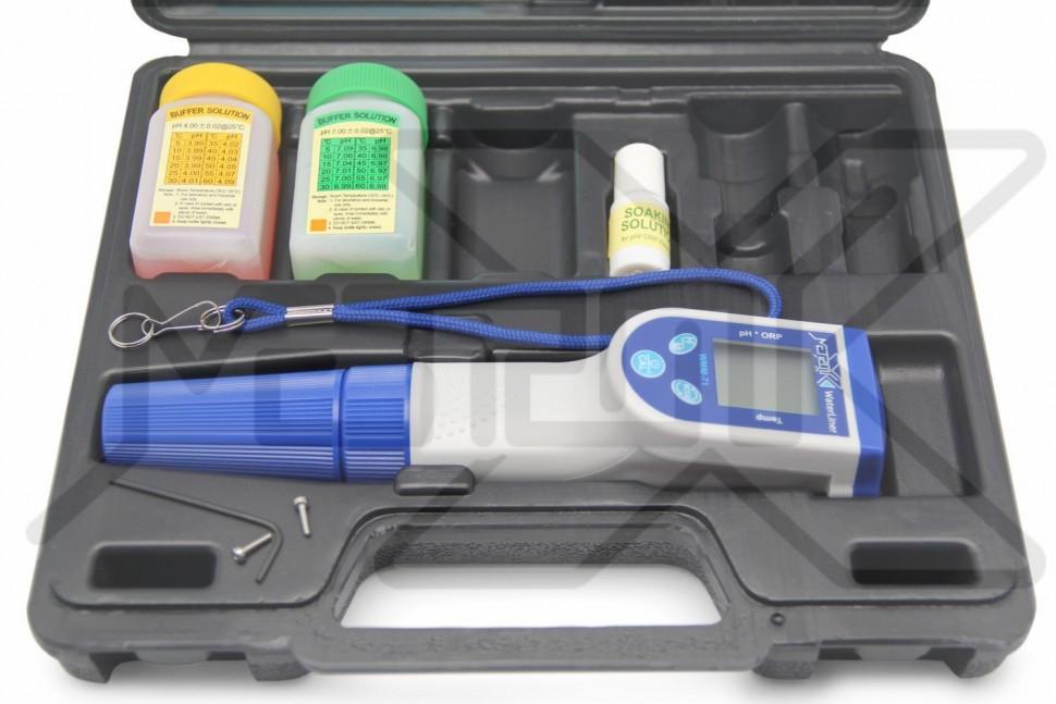 Прибор для измерения pH воды