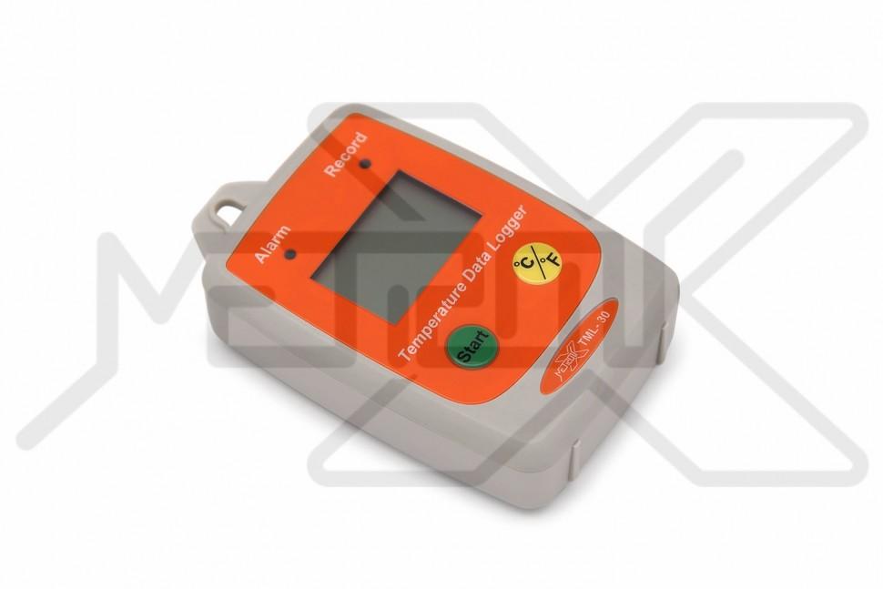 Регистратор температуры воздуха HotLiner TML-30 Влагозащищенный даталоггер температуры воздуха -40 - +85°C. Регистрация до 50000 показаний температуры в память прибора. USB интерфейс и программное обеспечение для подключения к ПК. Калибровка температуры.